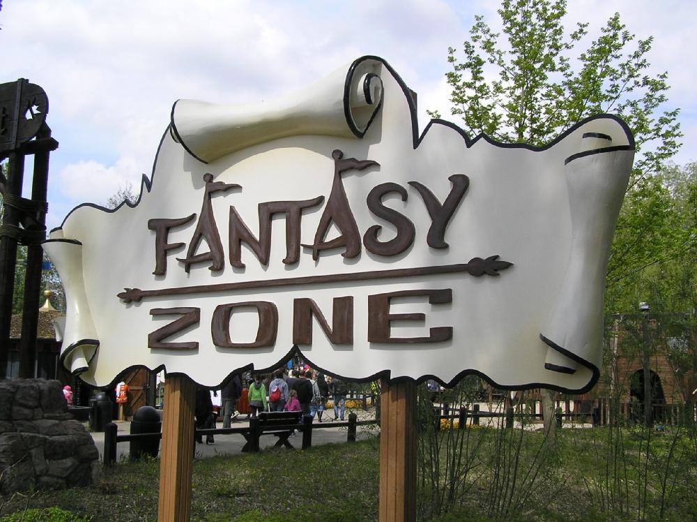 Eerste Fantasy Festival in Walibi World - Pretparken.be